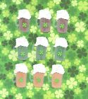 Quickutz St. Patrick's Day Ice Cold Beer Die Cut Embellishments