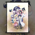 Isekai wa Smartphone to Tomo ni Anime HD Print Wall Poster Scroll Home Decor