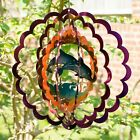 Outdoor Rust Proof Metal Garden Wind Spinner