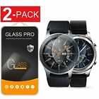 2-Pack For Samsung Galaxy Watch 42mm / 46mm  Tempered Glass Screen Protector