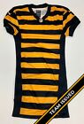 Pittsburgh Steelers Team Issued 2012 2016 Bumblebee Throwback Jersey Back Stock