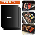 BBQGrill Mat non-stick Oven Liners Teflon Cook Baking meat Reusable Sheet Pad UK