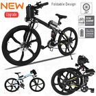 """Hot 26"""" Electric Mountain E-Bike Bicycle 36V Lithium Battery Ebike Sports Riding"""