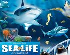2 Sea Life Sealife Tickets  Sun Savers Code Saturday 5th September 2020