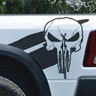 Punisher Pickup Truck Car Stripes Hash Marks Side Splash Graphic Bed Vinyl Decal