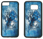 DETROIT LIONS PHONE CASE COVER FITS iPHONE 7 8+ XS MAX SAMSUNG S10 S9 S8 S7 S6 $13.5 USD on eBay