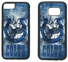 INDIANAPOLIS COLTS PHONE CASE COVER FITS iPHONE 7 8+ XS MAX SAMSUNG S10 S9 S8 S7 $13.5 USD on eBay