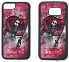 TAMPA BAY BUCCANEERS PHONE CASE COVER FITS iPHONE 7 8+ XS MAX SAMSUNG S10 S9 S8 $13.5 USD on eBay