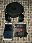 Beats Solo 3 Wireless Black Headphones Open Box