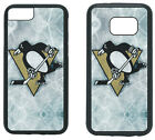 PITTSBURGH PENGUINS PHONE CASE COVER FITS iPHONE 6 7 8+ XS MAX SAMSUNG S10 S9 S8 $13.5 USD on eBay