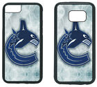 VANCOUVER CANUCKS PHONE CASE COVER FITS iPHONE 7 8+ XS MAX SAMSUNG S10 S9 S8 S7 $13.5 USD on eBay