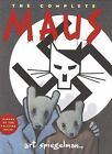 The Complete Maus by Art Spiegelman Hardback New Condition