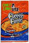 Utz Baked Cheese Curls (1 oz 60 ct) or (Choose One 1 oz. Single Bag) ****NEW****