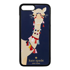 New Blue-34kate7spade-camel iPhone Logo X XS 7 7+ 6