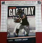 2006 Chicago Bears San Diego Chargers Program Charles Tillman Cover Hester $12.95 USD on eBay