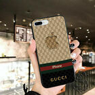 Best Sale+Limited#gucci221 Rare Snake Gold B3B iPhone 6 7 8+ X Case Silicone