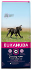 Eukanuba Puppy Dog Food for Large Dogs Rich in Fresh Chicken, 12 kg