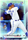 2019 Bowman Platinum Base - Baseball Rookies and Veterans - YOU PICK / CHOOSE