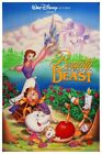 DISNEY'S BEAUTY AND THE BEAST - COLLECTOR POSTER 4 DIFFERENT SIZES (B2G1 FREE!!)