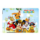 Mickey Mouse PU Leather Stand Smart Case Auto Sleep Cover For Apple iPad