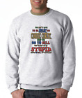 Gildan Long Sleeve T-shirt Christian Don't Have Be Smart To Choose Christ