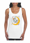Womans Gildan Tank Top Angel Angels Watching over me Country