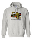 Pullover Hooded sweatshirt It's A Stewardess Thing You Wouldn't Understand