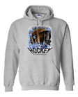 Hoodie Pullover Sweatshirt Sports Hockey Explosion