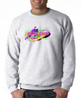 Gildan Crewneck Sweatshirt Sports Hockey Slap Shot
