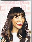 WIRED Magazine July 2015 All Work & All Play Rashida Jones Your Career Coach