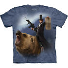 Lincoln the Emancipator Abraham Lincoln T-Shirt by The Mountain---Brand New---