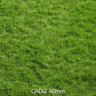 Quality Artificial Grass - Cadiz 40mm Pile Height - CLEARANCE - £9.99 per m²