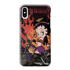 BETTY BOOP RIDE iPhone 4 4S 5 5S SE 5C 6 6S 7 8 Plus X XS Max XR 3D Phone Case $22.1 CAD on eBay