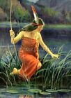 BEAUTIFUL 8X10 REPRODUCTION PHOTOGRAPH PRINT OF INDIAN MAIDEN 15