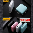 Power Bank 5600 Mah Carica Batterie Portatile per Huawei Samsung iPhone XIAOMI