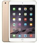 Apple iPad Mini 3 7.9'' Retina Display 16GB/64/128GB WiFi + 4G LTE GSM Unlocked