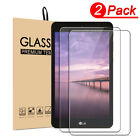 Screen Protector for LG G Pad F2 8.0 LK460,LG G Pad X2 8.0 Plus Tempered Glass