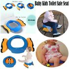 Portable Travel Potty Chair Foldable Toddler Toilet Safe Seat Plastic Kids image