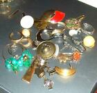 Vintage LOT of Single Earrings for Jewelry Making Arts Crafts Projects - Group1