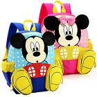 Toddler Kids Girls Cartoon Mickey Mouse Backpack Rucksack Schoolbags Book Bags