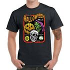 Halloween Season Of The Witch Men T-Shirts Funny Graphic Tee Cotton Short Sleeve image