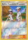4x Aether Foundation Employee - 168/214 - Uncommon - Reverse Holo NM-Mint Pokemo