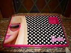 2010 MATEL BARBIE MULTI-COLOR PLASTIC & FOAM BEAD LAP BED SERVING TRAY