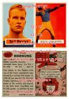 """PAUL HORNUNG 1957 Green Bay Packers =POSTER Not Football Card 5SIZES 18""""-4 1/2FT on eBay"""