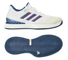 adidas Adizero Ubersonic 3 Men's Tennis Shoes Cream White Racket Racquet EF1152