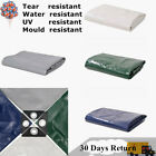 Garden Furniture Set Tarpaulin Tarp Car/Boat Cover Camping Tent Cover Heavy Duty