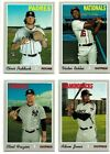 2019 Topps Heritage HIGH NUMBER SP Short Print pick # card 701-725