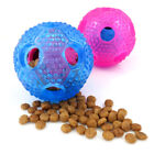 EE_ SN_ Mini Chew Teether Food Leakage Dispense Ball Pet Cats Dog Interactive To