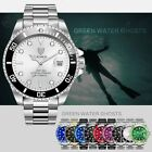 Luxury TEVISE Automatic Mechanical Watch Stainless Steel Sports Mens Watch ND image