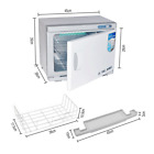 2 in 1 Towel Warmer UV Sterilizer Heat Cabinet Beauty Facial Salon Spa Equipment